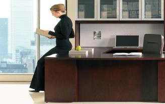 Desks + Casegoods