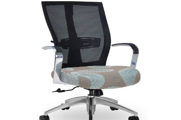 "Grid: Superior ergonomics and cool mesh style. Also available in matching task, stool, and guest configurations for users up to 300lbs. Available options: High and Mid back models. Square or rounded back. Many arm styles available. See ""pricing"" for all options."