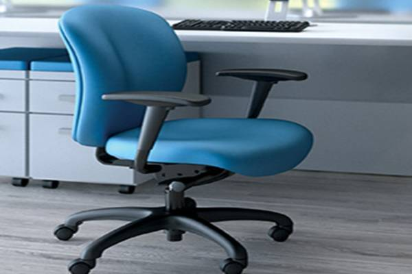 Knack boasts an uncluttered and traditional design that makes it an essential and affordable choice for corporate, healthcare, government and educational settings. The soft, comfortable back follows the natural curve of the spine, providing great support for hours of sitting. Five control selections and a Heavy Duty 24/7 option make Knack a great all-around task chair. Knack includes a back-height adjustment so every user can enjoy individualized upper-back and lumbar support.