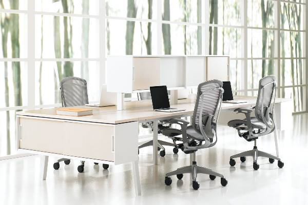Contemporary Desking Systems