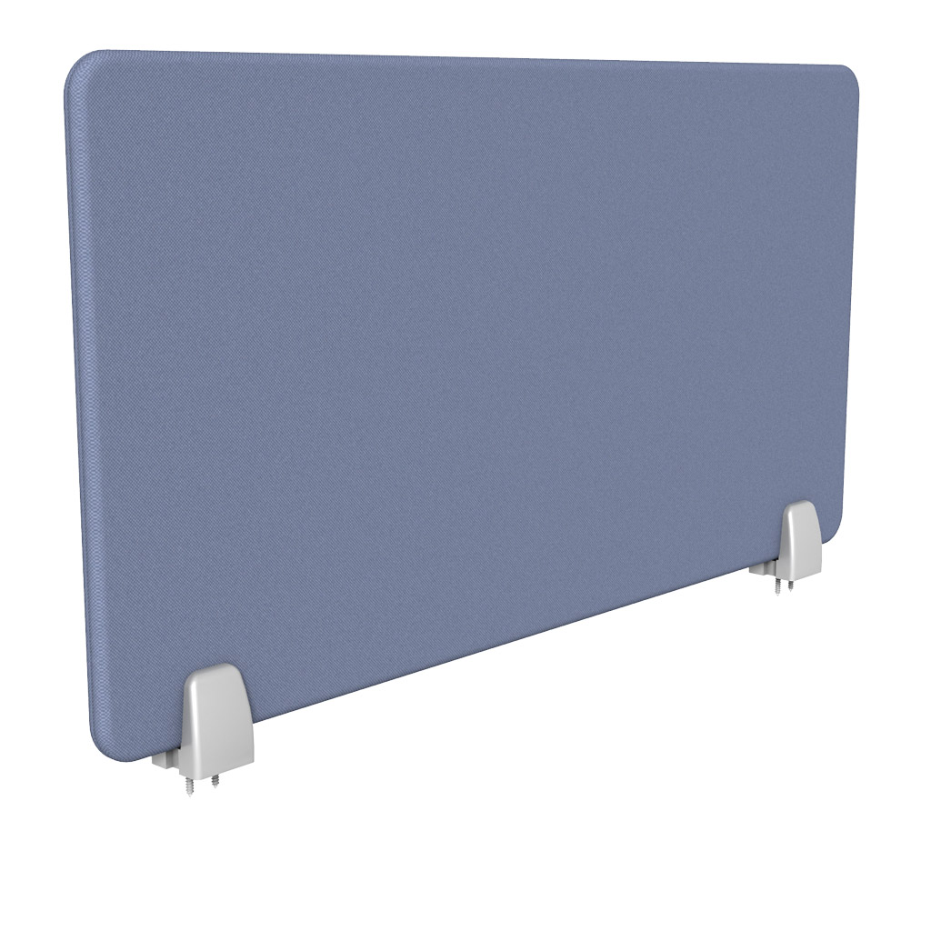 Featuring a variety of dividers - Edge, Freestanding, Height Adjustable, Middle, Midway and Top Mount in 3 finish options: Fabric, Acrylic and Whiteboard